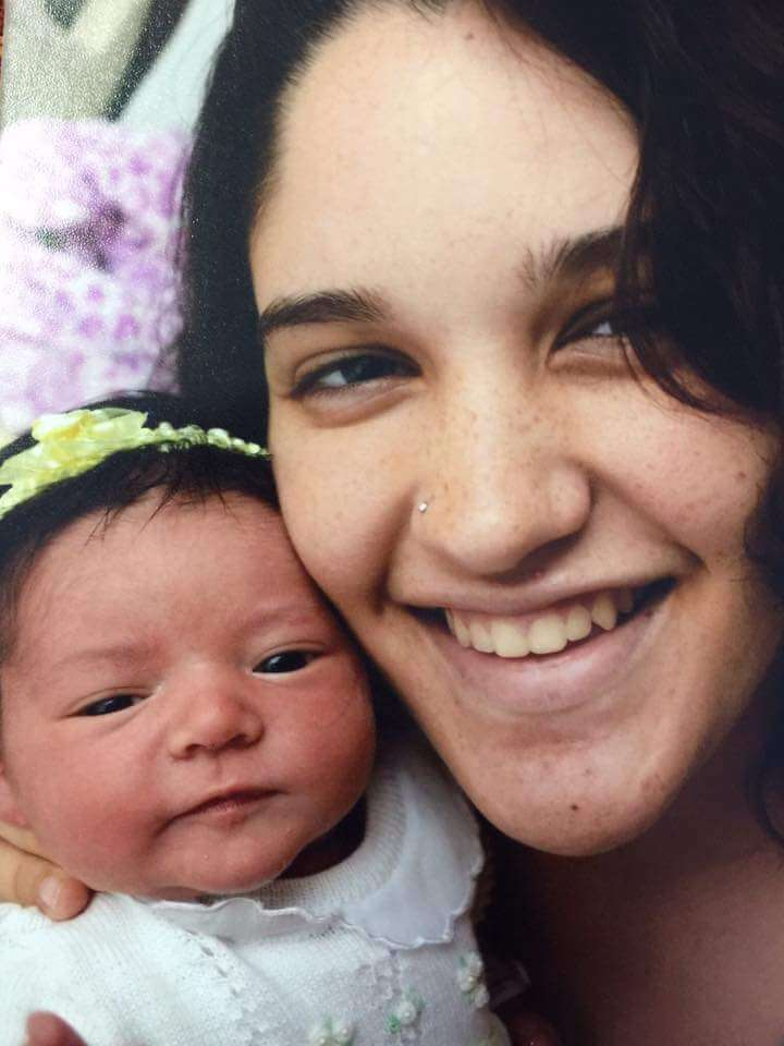 Three weeks after giving birth to a daughter, Savi Mia, Rachel Foster was killed by a drunk driver.